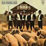 fresh air - the baja marimba band, julius wechter
