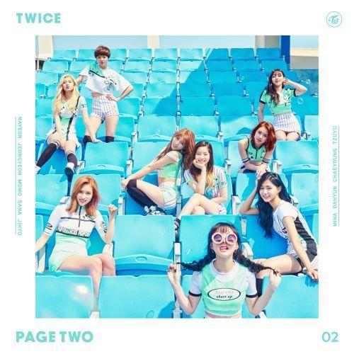 Album Page Two (Mini Album) - Twice