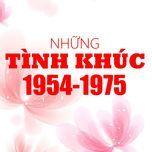 nhung tinh khuc 1954 - 1975 - v.a
