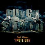 spotlight (single)  - silento, punch