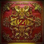 true colors (single) - zedd, kesha