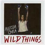 wild things (nukid remix) (single) - alessia cara