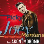picky (remixes single) - joey montana