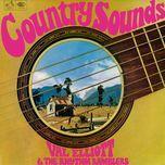 country sounds - the rhythm ramblers, val elliott