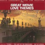 great movie love themes - v.a