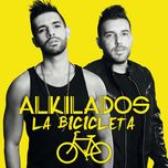 la bicicleta (single) - alkilados