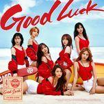 good luck (mini album) - aoa