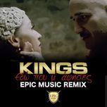 edo pou m'afises (epic music remix) (single) - kings