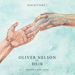 found your love (ep) - oliver nelson