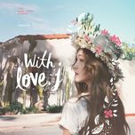 with love, j (mini album) - jessica jung