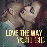 love the way you lie - v.a