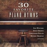 30 favorite piano hymns (medley) - v.a