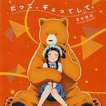 datte, gyutteshite. (single) - maki hanatani