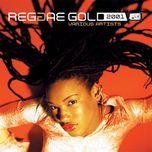 reggae gold 2001 - v.a
