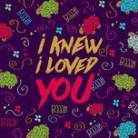 i knew i loved you - v.a