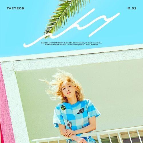 Album Why (Mini Album) - Tae Yeon (SNSD)
