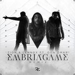 embriagame (remix) (single) - zion y lennox, don omar