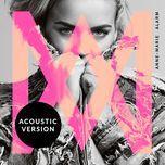 alarm (acoustic version) (single) - anne marie