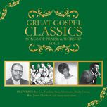 great gospel classics: songs of praise & worship - v.a