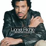 the definitive collection (international 2cd version) - lionel richie