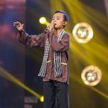 tuyen tap ca khuc ho van cuong vietnam idol kids 2016 - ho van cuong