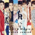devil / magic (japanese single) - super junior