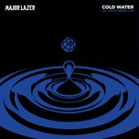 cold water (single) - major lazer, justin bieber, mo