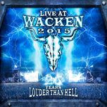 live at wacken 2015 - 26 years louder than hell - v.a