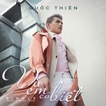 va em co biet (single) - quoc thien