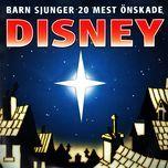 barn sjunger 20 mest onskade disney - v.a