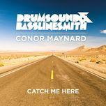 catch me here (single) - drumsound, bassline smith, conor maynard