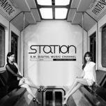 secret (single) - seo hyun (snsd), yuri (snsd)