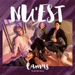 canvas (mini album) - nu'est