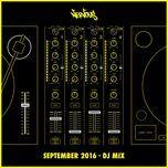 nervous september 2016 - dj mix - v.a