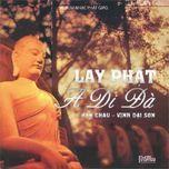 Lạy Phật A Di Đà
