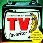 barn sjunger 20 mest onskade tv-favoriter - v.a