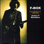 f-box - anders f ronnblom
