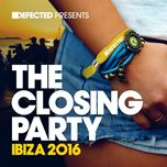 defected presents the closing party ibiza 2016 (mixed) - v.a