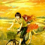 mùa thu lá bay - tien tien, hang bingboong, v.a