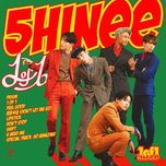 1 of 1 (the 5th album) - shinee