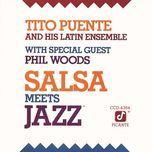 salsa meets jazz - tito puente