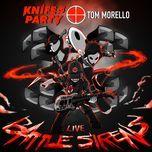 battle sirens (live version) (single) - knife party, tom morello