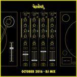 nervous october 2016 - dj mix - v.a