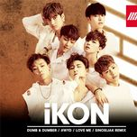 Dumb & Dumber (Japanese Single) - iKON