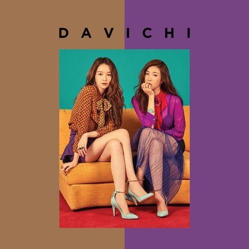 Album 50 X Half (Mini Album) - Davichi
