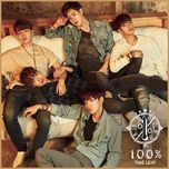 time leap (mini album) - 100 %