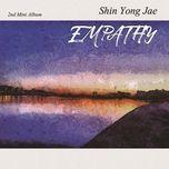 empathy (mini album) - shin yong jae (4men)