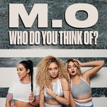who do you think of? (ep) - m.o