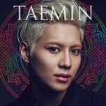 solitary goodbye (japanese mini album) - tae min (shinee)