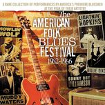 the american folk blues festival - v.a